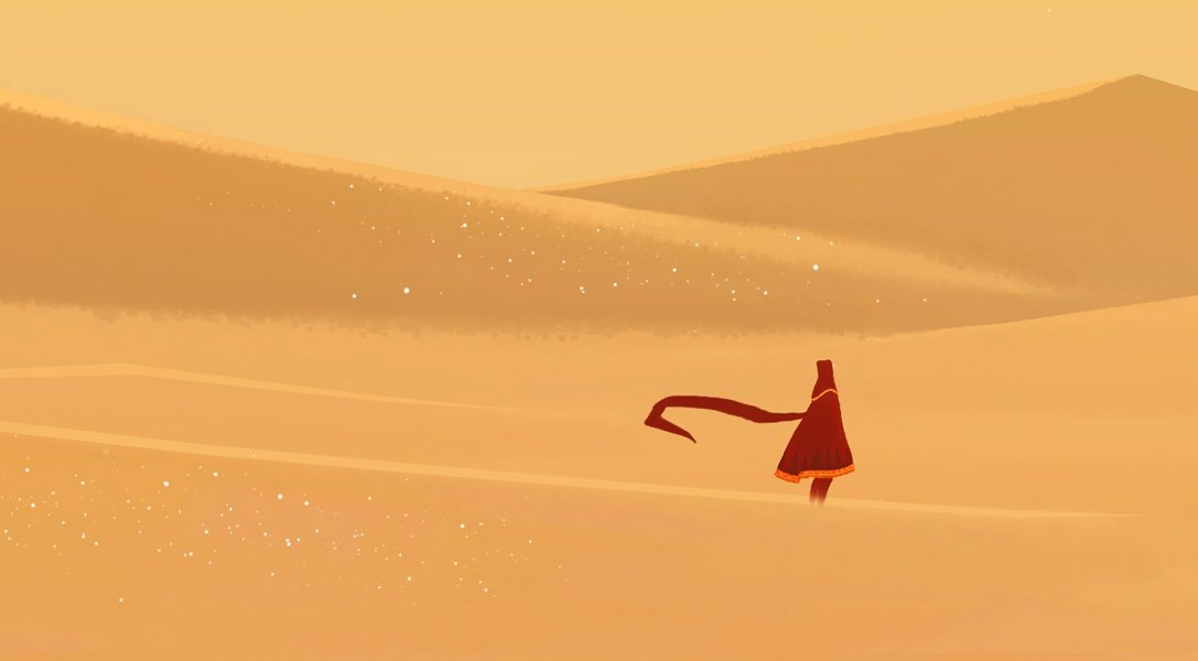 Journey débarque aujourd'hui sur PS4, avec une remise PS Plus de 20 %