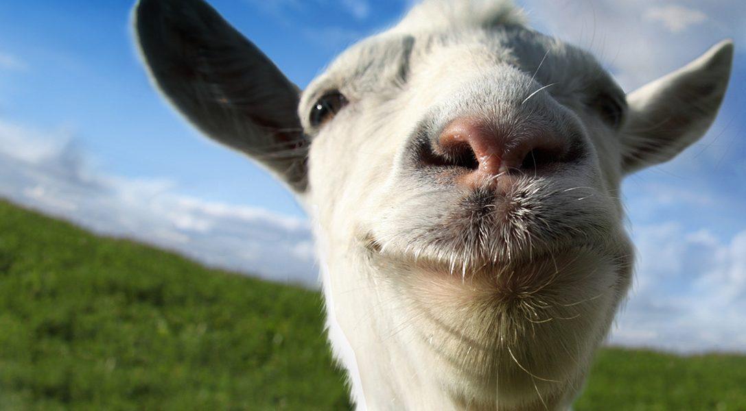 Goat Simulator débarque sur PS3 et PS4 le mois prochain