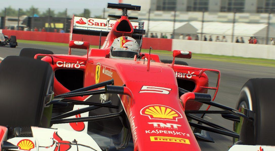 Tout ce qu'il vous faut savoir sur F1 2015, disponible sur PS4 dès aujourd'hui