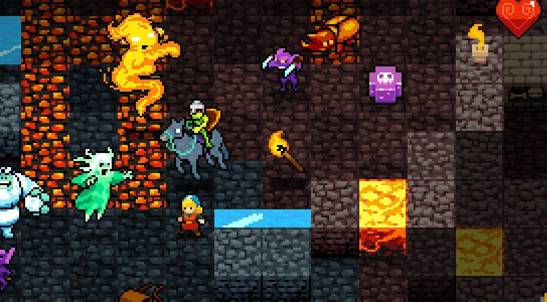 Crypt of the NecroDancer arrive sur PS4 et PS Vita