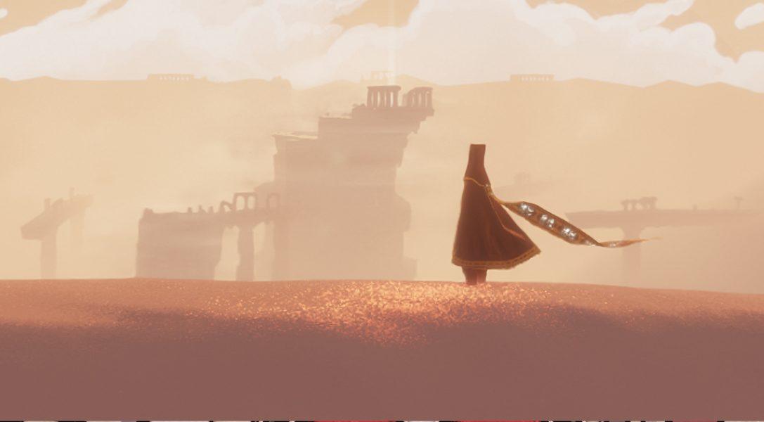 Journey arrive sur PlayStation 4 le 21 juillet