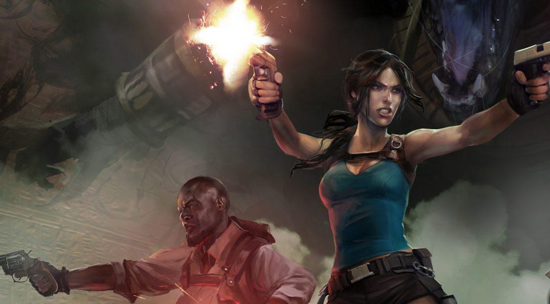 PlayStation Plus d'août : Lara Croft, God of War, Stealth Inc 2, et bien d'autres