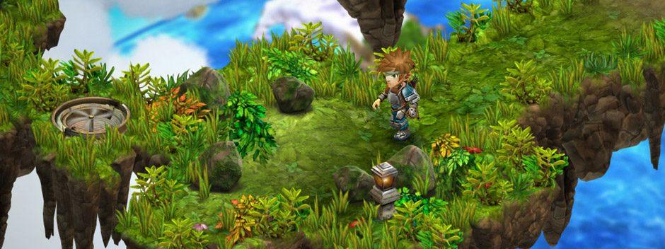 Rainbow Skies et Rainbow Moon arrivent tous les deux sur PS4 en 2016