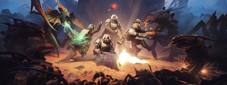 Helldivers : Édition ultime Super-Terre arrive en magasin et sur PlayStation Store la semaine prochaine