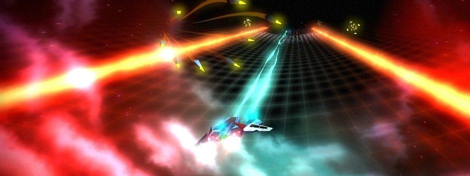 Hyper Void, le shoot 'em up compatible Morpheus, arrive sur PS4 le mois prochain