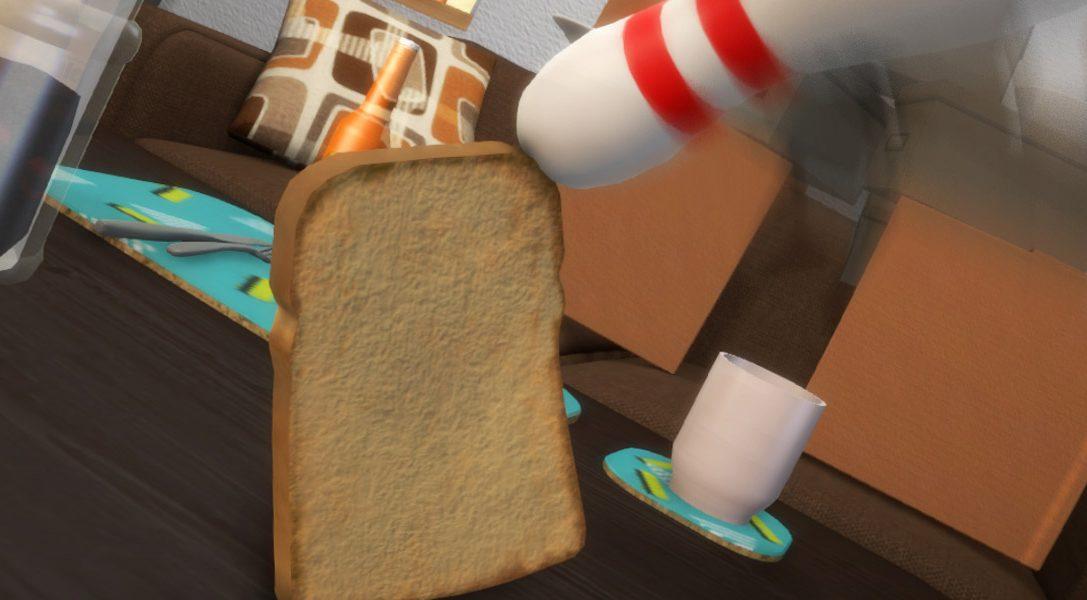 I Am Bread arrive sur PS4 aujourd'hui