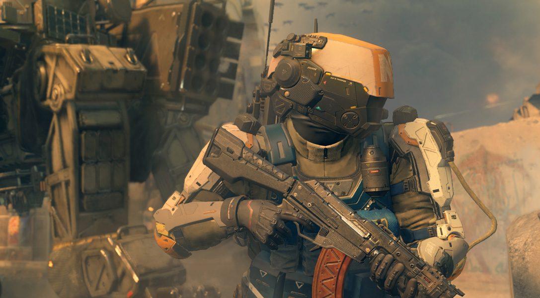 La bêta de Call of Duty Black Ops 3 est maintenant live sur PS4