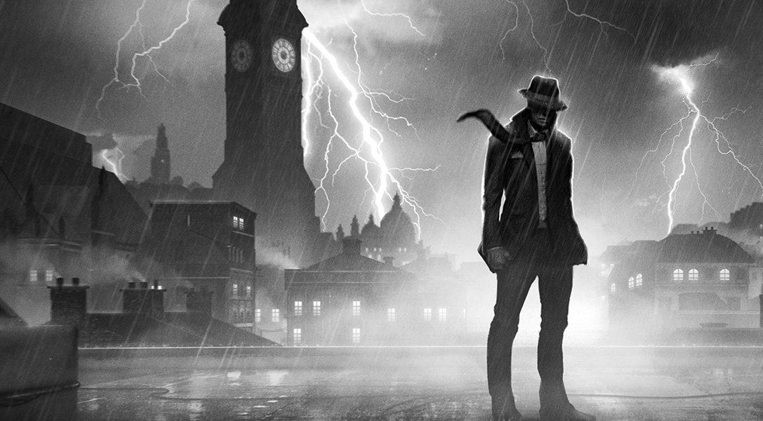 Le jeu d'aventure et d'infiltration atmosphérique Calvino Noir se faufilera sur PS4 le 26 août