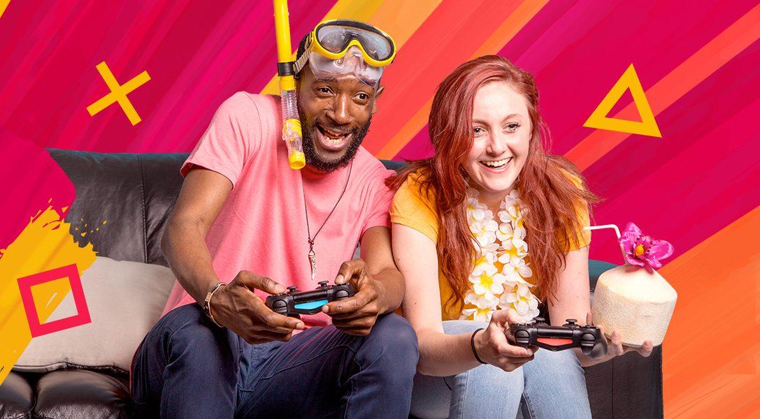 Deuxième vagues de réductions pour les Soldes d'été sur le PlayStation Store
