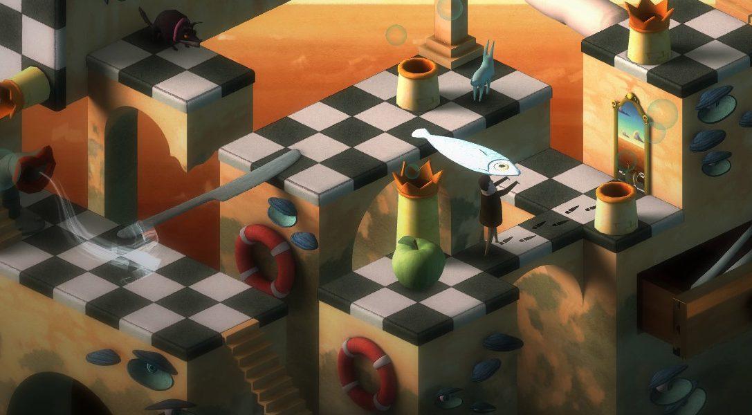 Le jeu de réflexion somnambule Back to Bed arrive bientôt sur PS4, PS3 et PS Vita