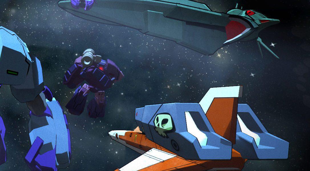 Mise à jour du PlayStation Store : Galak-Z, Submerged, AeternoBlade, et plus encore