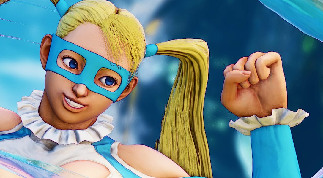 Street Fighter V accueille Rainbow Mika dans son casting