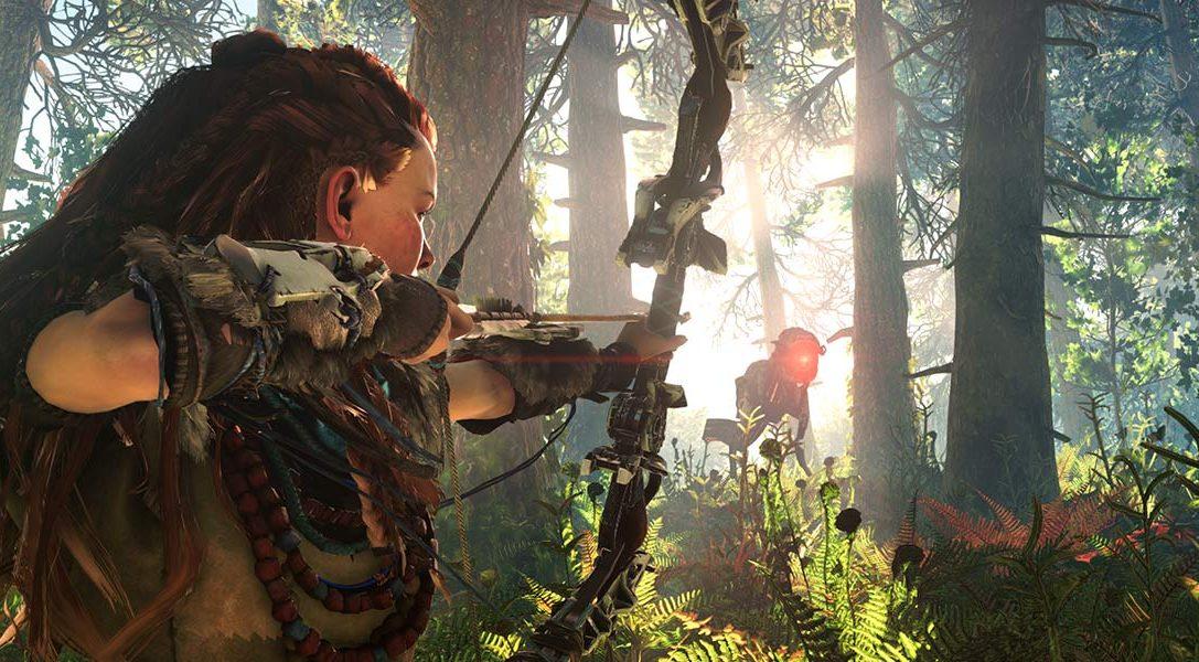 Admirez en 1080p la vidéo de présentation d'Horizon Zero Dawn dévoilée à l'E3