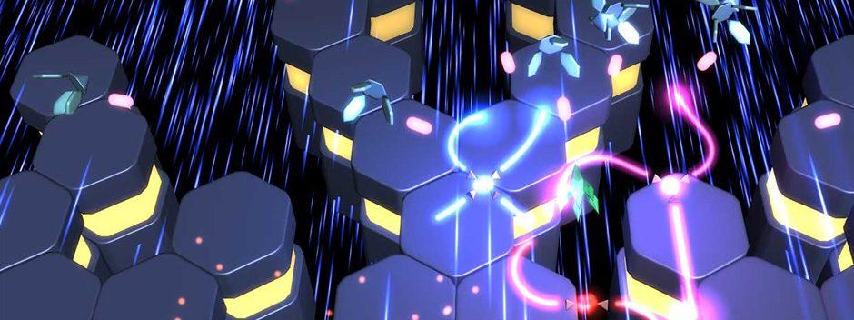 Japonais et abstrait, le shoot 'em up Prismatic Solid arrive sur PS4 ce mois-ci