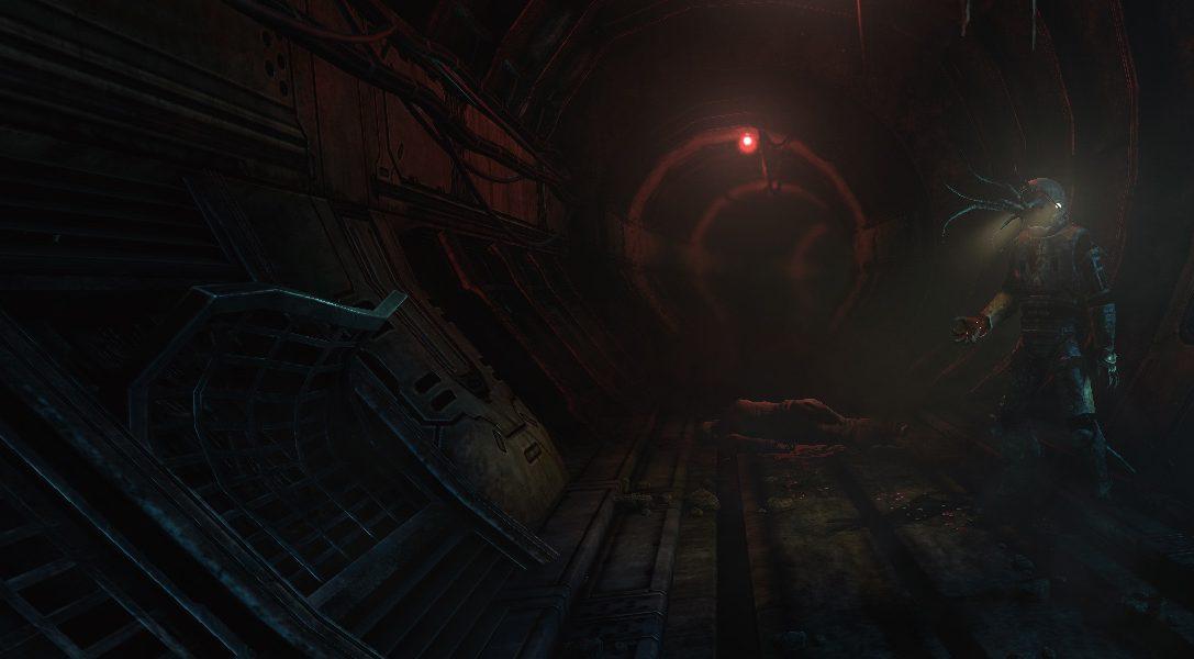 5 raisons pour lesquelles les créatures de SOMA, le jeu d'horreur/science-fiction sur PS4, vont vous glacer le sang