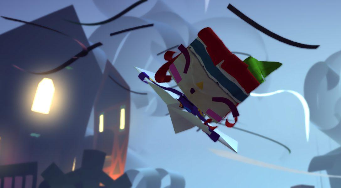 Mise à jour du PlayStation Store : Tearaway Unfolded, Beyond Eyes, Leo's Fortune, et plus encore