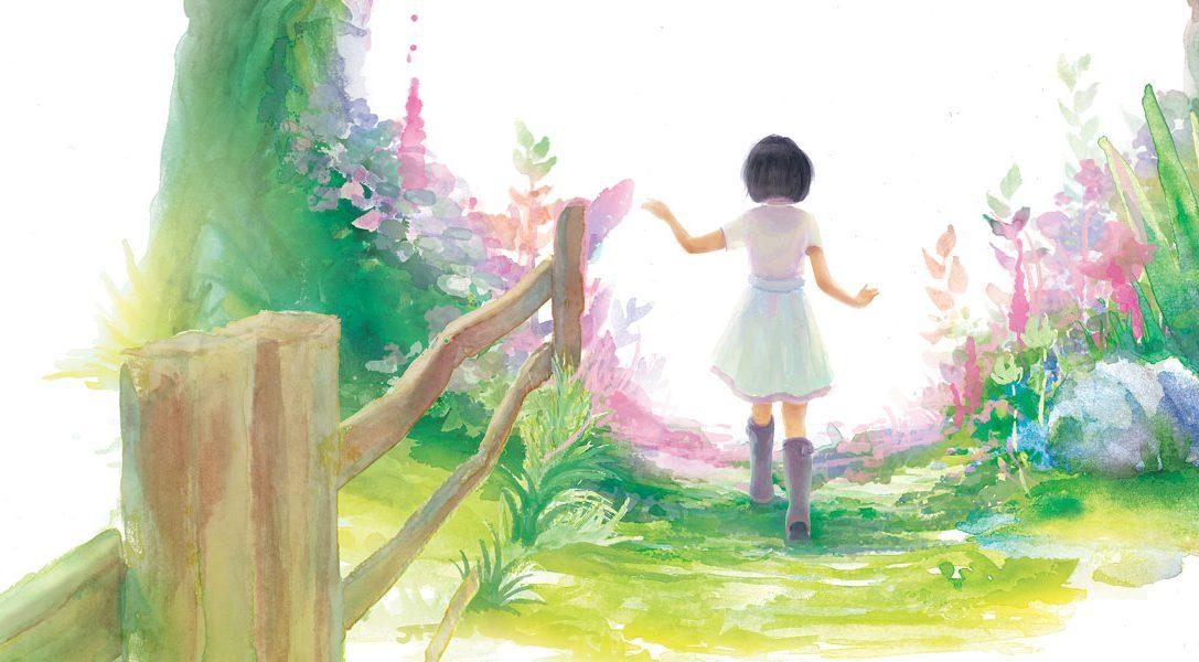 Beyond Eyes, une fabuleuse aventure à l'aquarelle, arrive cette semaine sur PS4