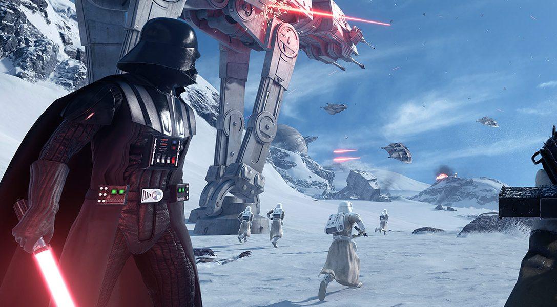 La bêta de Star Wars Battlefront arrive sur PS4 début octobre