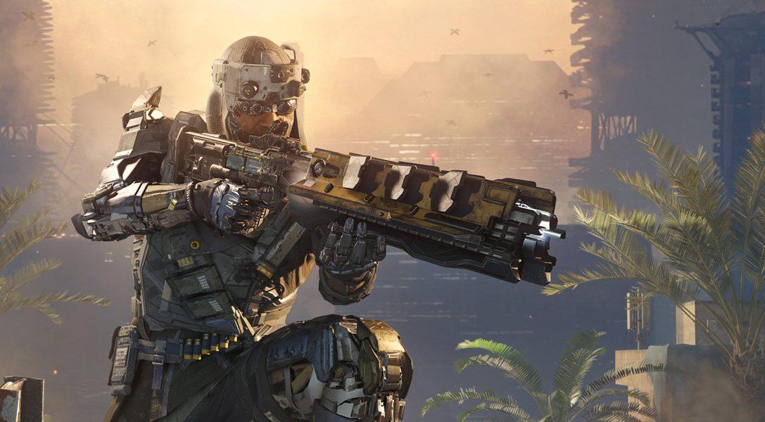Voici la PS4 Call of Duty: Black Ops III 1 To en édition limitée
