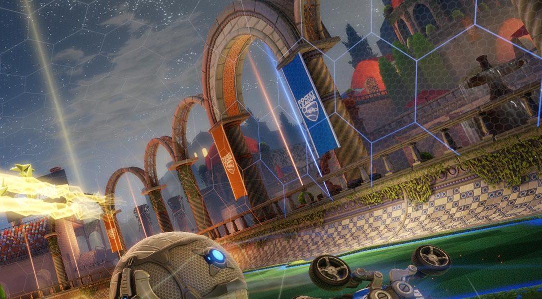 Le DLC pour Rocket League, Revenge of the Battle-Cars arrive bientôt !