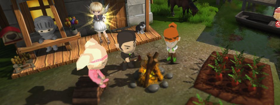 Le jeu de construction orienté bac à sable Astraea a été annoncé sur PS4