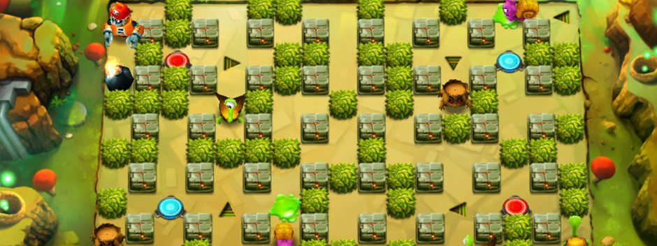 Bombing Busters débarque cette semaine sur PS Vita