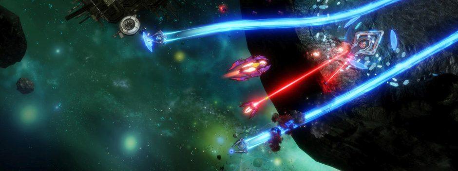 Dead Star, le jeu de tir spatial multijoueur arrive sur PS4