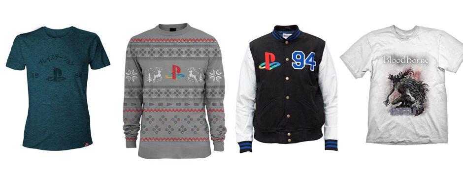 La boutique en ligne PlayStation Gear est maintenant disponible en Europe