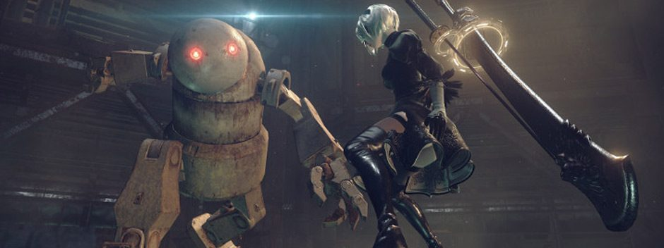 Un nouveau trailer pour NieR: Automata révélé à la Paris Game Week
