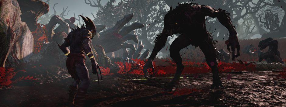 De nouvelles images de Shadow Of The Beast à la Paris Games Week