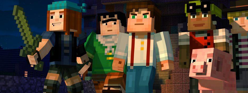 Mise à jour du PlayStation Store : The Talos Principle, Minecraft: Story Mode, et plus encore…