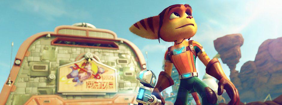 Nouvelle bande-annonce de Ratchet & Clank sur PS4 dévoilée lors de la Paris Games Week