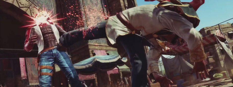Tekken 7 annoncé lors de la Paris Games Week