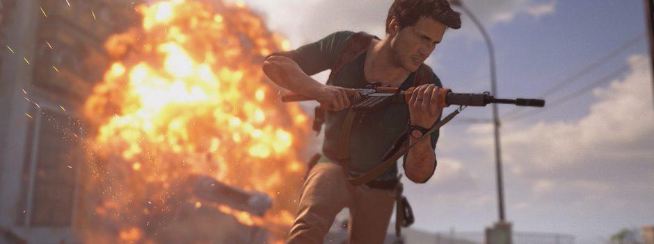Christophe Balestra nous parle d'Uncharted 4 à la Paris Games Week 2015