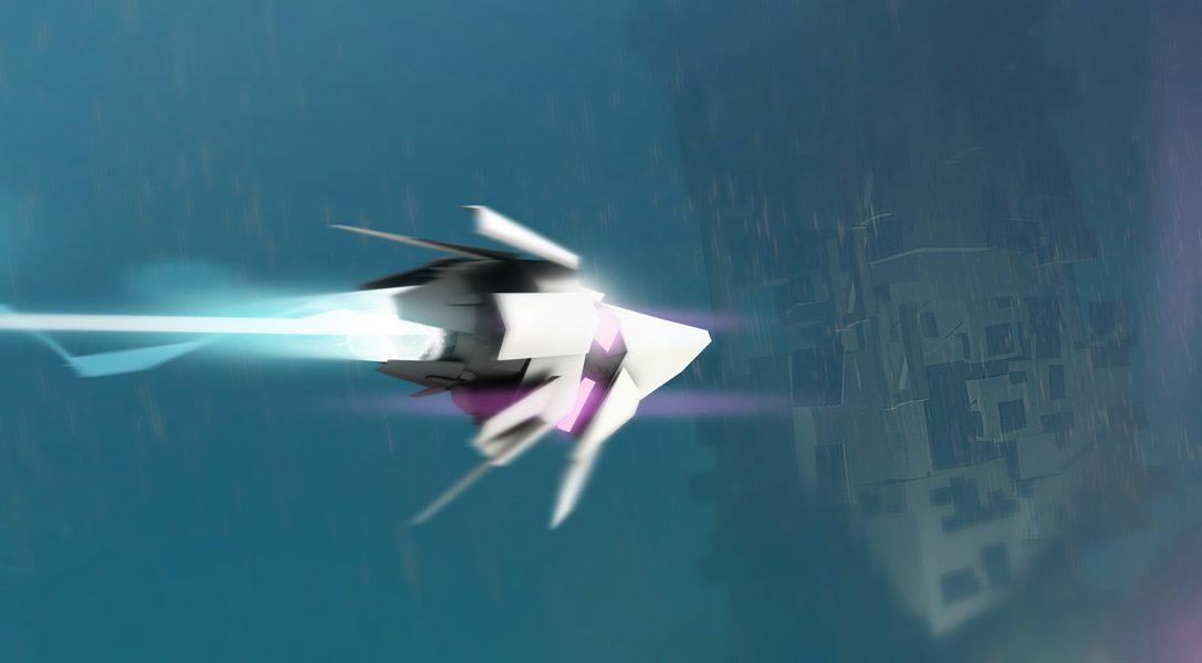 Vector, de la superstar de la house, Avicii, annoncé sur PS4