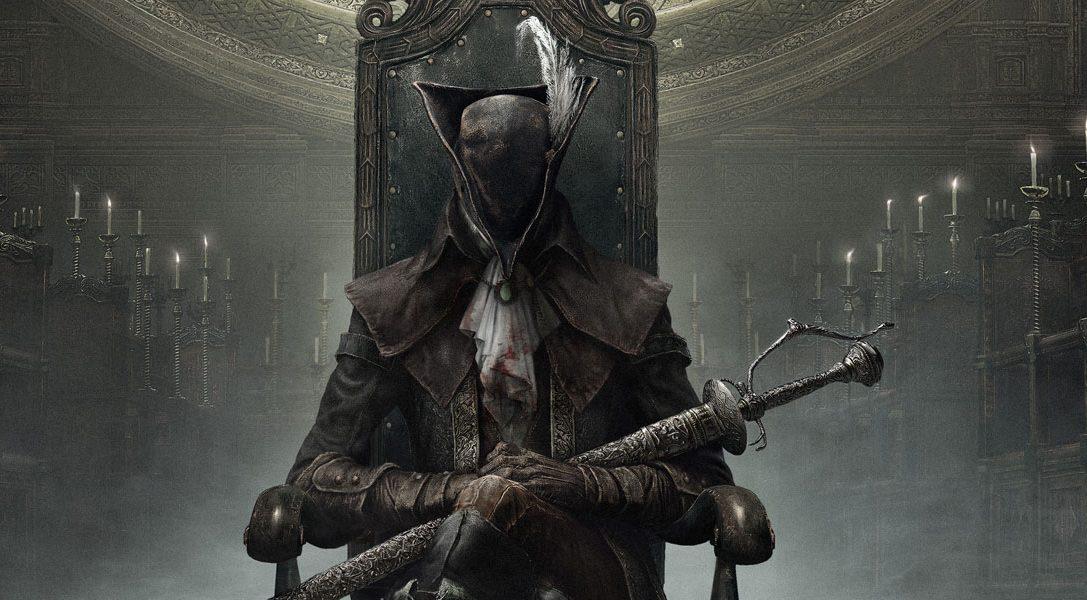 L'édition Game of the Year de Bloodborne sortira le 25 novembre