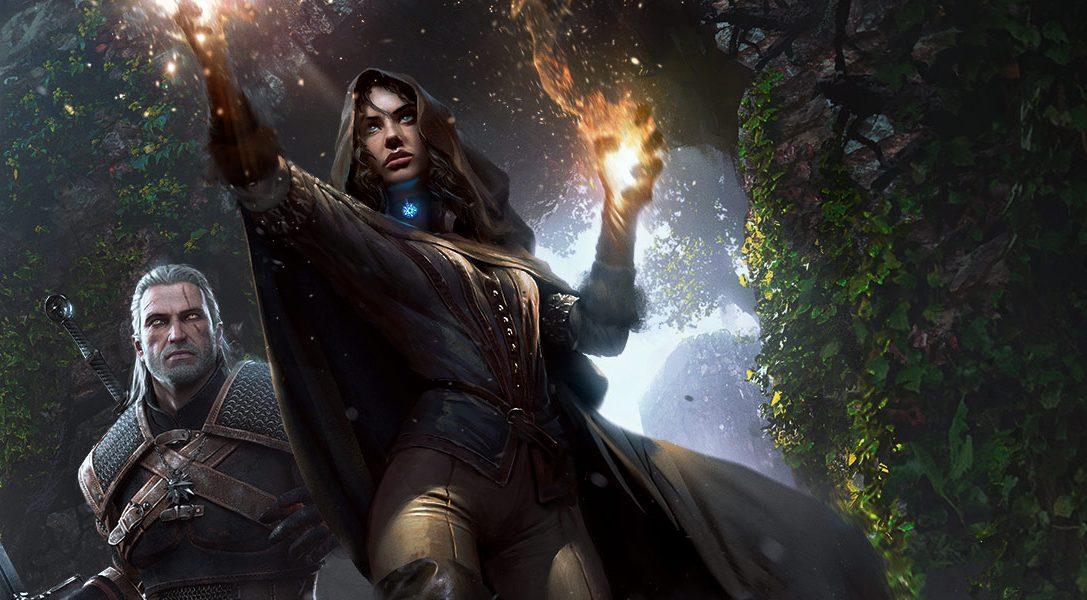 Tout sur la personnalisation de The Witcher 3: Hearts of Stone, disponible demain