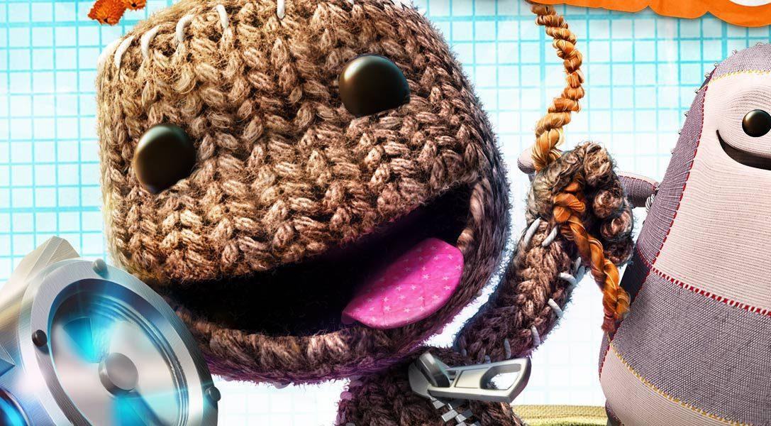 Les Sackies seront de retour dans LittleBigPlanet en novembre !