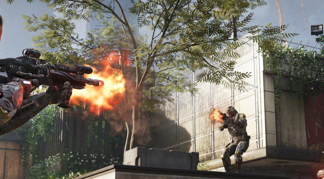 Un nouveau trailer pour le mode campagne de Call of Duty: Black Ops III