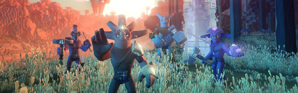 Boundless, le gigantesque sandbox à monde ouvert, arrive sur PS4