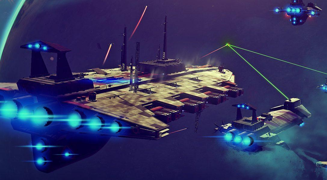 La date de sortie de No Man's Sky annoncée lors de la Paris Games Week