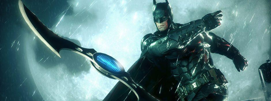 Les Doubles Remises du PlayStation Store continuent avec Batman: Arkham Knight et God of War III Remastered