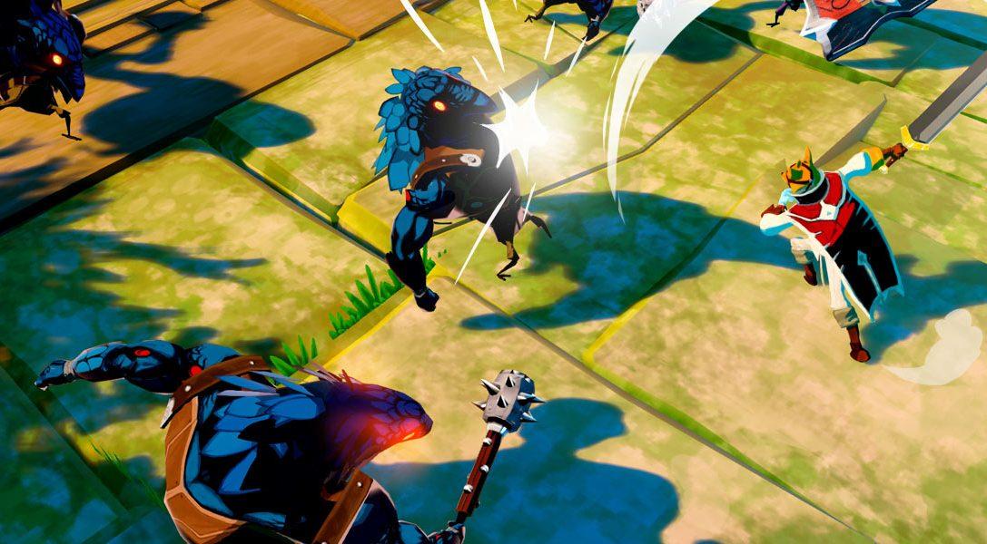 Plus de détails sur le RPG d'action Stories: The Path of Destinies sur PS4