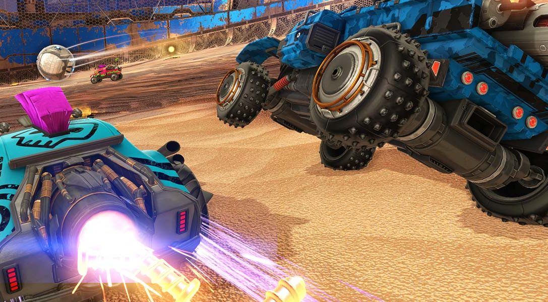 Le DLC Rocket League: Chaos Run arrive en décembre