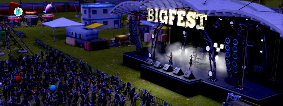 BigFest, le simulateur de festival de musique, arrive demain sur PS Vita