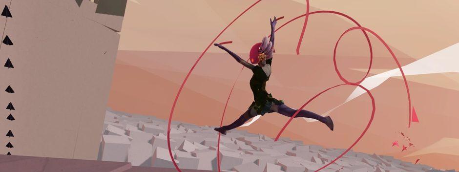 Bound, le jeu de plateformes expérimental en 3D est annoncé sur PS4