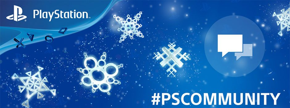 Fêtez la fin d'année avec la Communauté PlayStation
