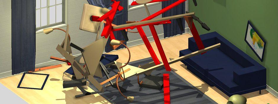 Home Improvisation, le simulateur original d'assemblage de mobilier, arrive sur PS4
