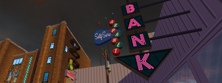 Jazzpunk, jeu d'aventure cyberpunk moderniste sur la guerre froide, est annoncé sur PS4