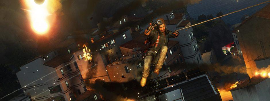 Mise à jour du PlayStation Store : Just Cause 3, Rainbow Six Siege, et bien d'autres…